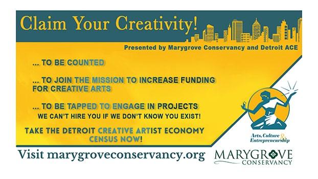 Creative Artist Census